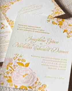 Engrossing Details To Include When Wording Your Wedding Invitation Martha Stewartweddings Details To Include When Wording Your Wedding Invitation Martha Destination Wedding Attire Wording Backyard Wed