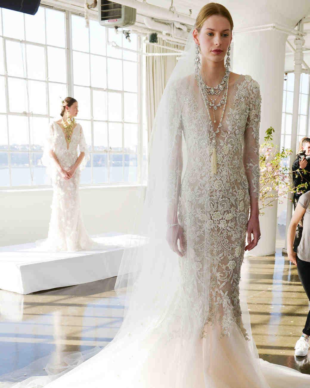 marchesa wedding dresses spring marchesa wedding dress Marchesa Spring Wedding Dress Collection Martha Stewart Weddings