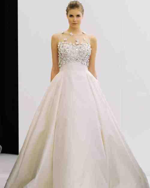 Splendiferous Angel Sanchez Angel Sanchez Spring 2017 Wedding Dress Collection Martha Stewart Destination Wedding Dresses Canada Destination Wedding Dresses Bride Mor