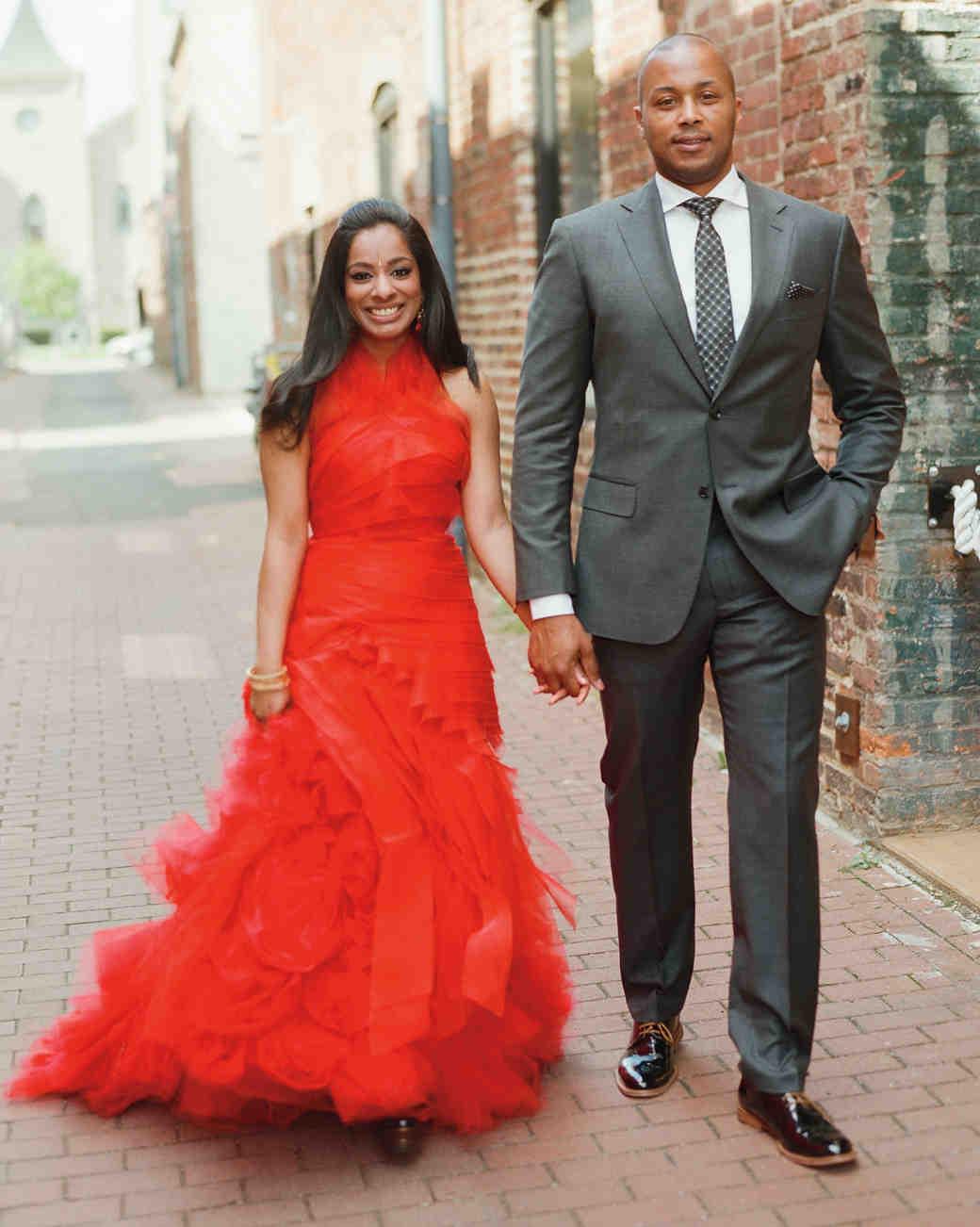 red wedding dresses red wedding dresses 1 of 7