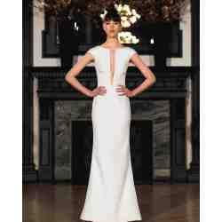 Small Crop Of Sheath Wedding Dresses