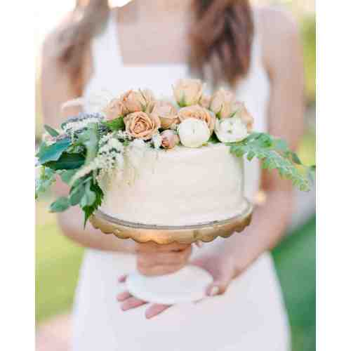 Medium Crop Of Rustic Wedding Cakes