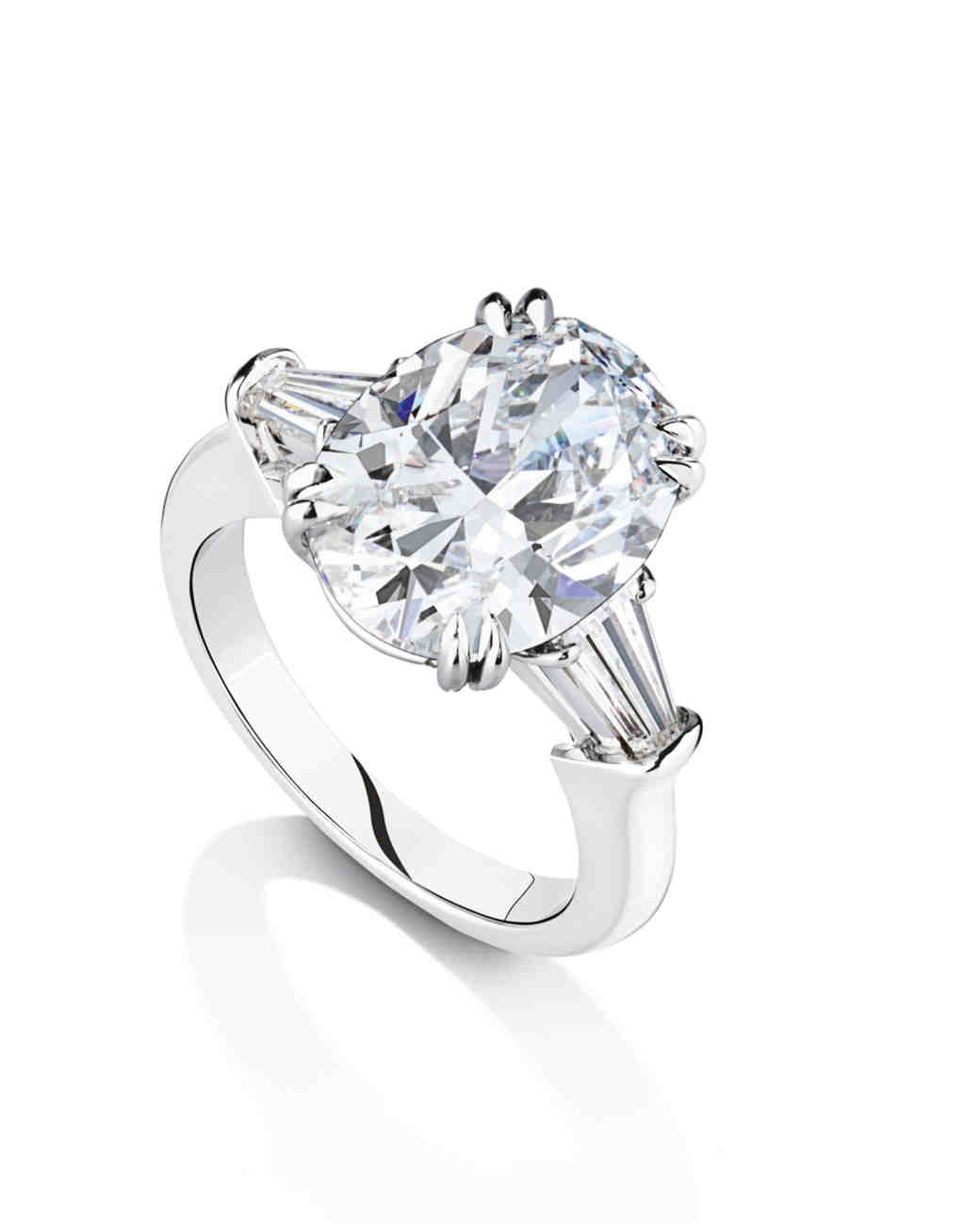 oval cut engagement rings harry winston wedding rings Harry Winston Oval Engagement Ring