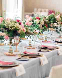 Small Of Bridal Shower Centerpieces