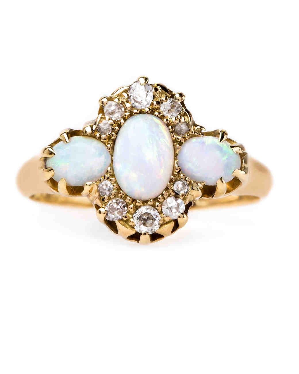 Marvelous Horn Opal Engagement Ring One 0816 Vert Black Opal Wedding Rings Opal Wedding Ring Price Trumpet wedding rings Opal Wedding Rings