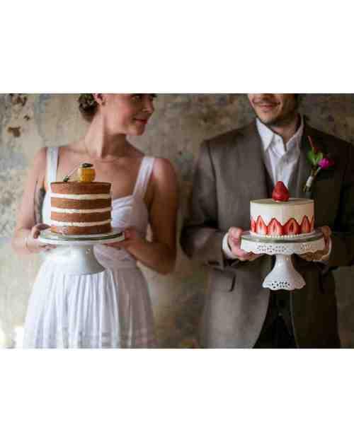 Medium Of Wedding Cake Flavors