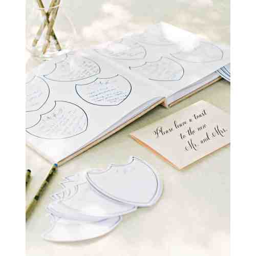 Medium Crop Of Wedding Guest Book Ideas