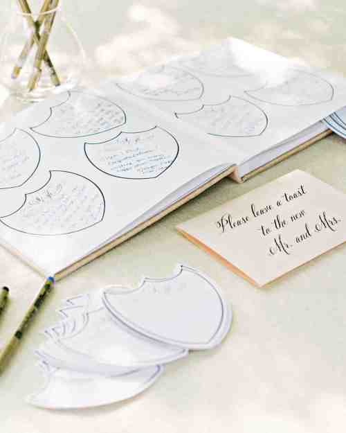 Medium Of Wedding Guest Book Ideas