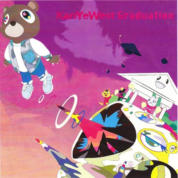 graduation Ranking Kanye Wests albums from College Dropout to Yeezus