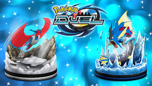 The Official Pok    mon Website   Pokemon com   Explore the World of     Mega Evolution Gets Even Better in Pok    mon Duel