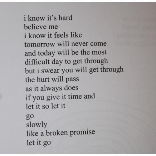 Medium Crop Of Miss Me But Let Me Go Poem