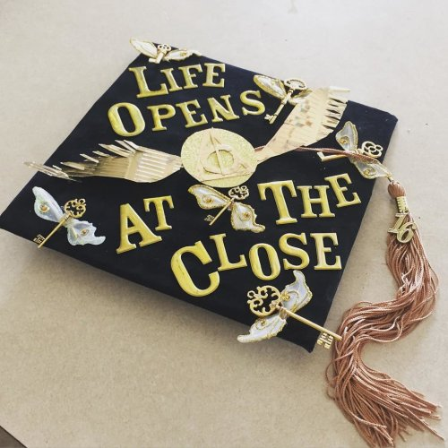 Medium Of Graduation Cap Ideas