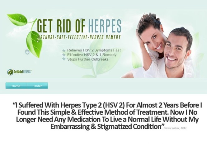 How To Get Rid Of Herpes Naturally 2