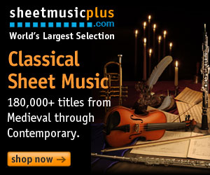 Sheet Music Plus Classical