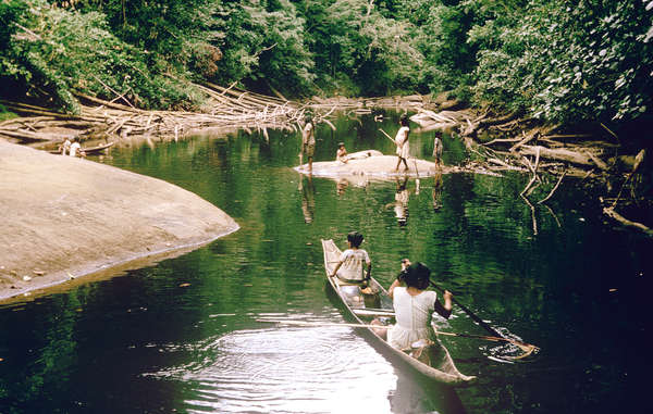 Os Akawaio e Arekuna pescam no rio Mazaruni e seus afluentes. A barragem inundaria as terras das tribos e destruiria para sempre uma área famosa pela sua paisagem e biodiversidade.