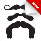 Download mustache stamps