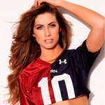 Katherine Webb for Sports Illustrated