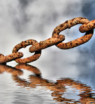 A chain link