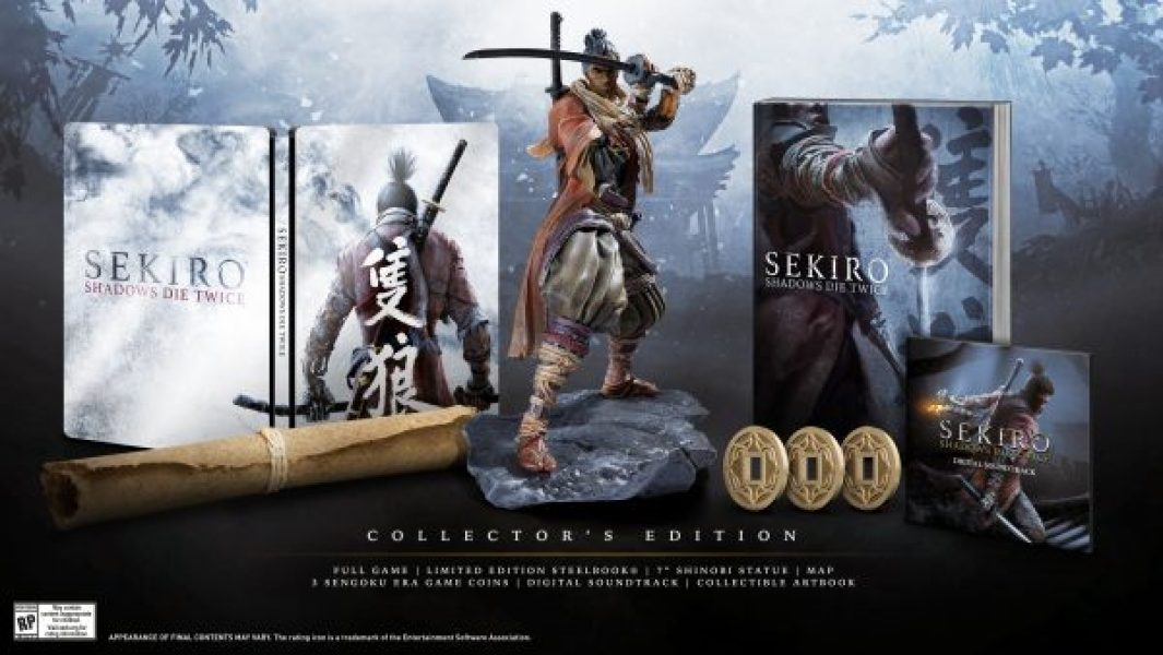 جيمزكوم 2018 لعبة سيكيرو: شادوز Sekiro-Shadows-Die-T