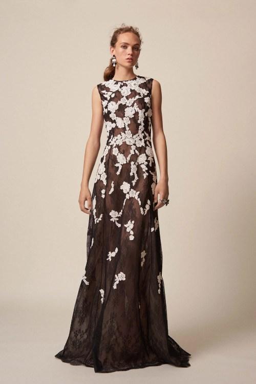 Medium Of Oscar De La Renta Dresses