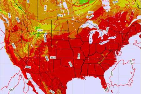 united states surface temperature on tuesday 30 aug at 2am edt