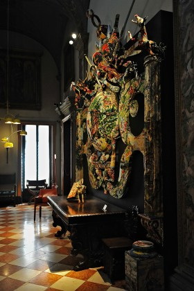 Museo Bagatti Valsecci Milan, Frederique Morrel | Photo by Nick Hughes for Yellowtrace.