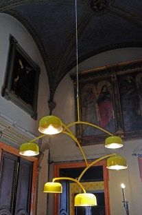 Museo Bagatti Valsecci Milan, Mobile Lamp by Front | Yellowtrace.
