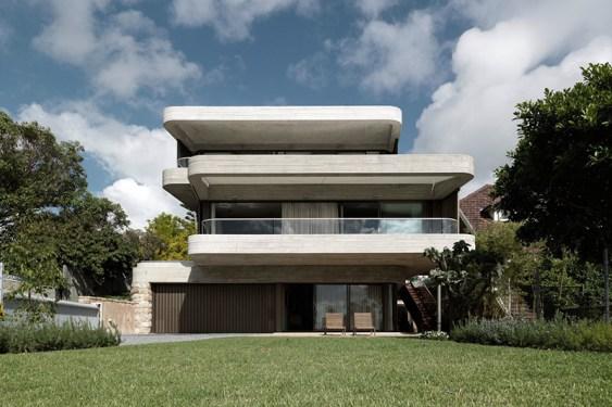 Gordons Bay House by Luigi Rosselli Architects. Photo by Justin Alexander.