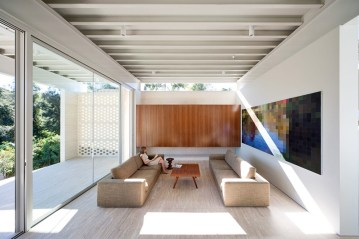Stewart House by Chenchow Little Architects. Photo by John Gollings | Yellowtrace.