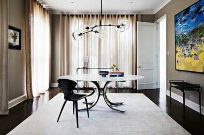 Toorak Residence by Hecker Guthrie. Photo by Armelle Habib | Yellowtrace.