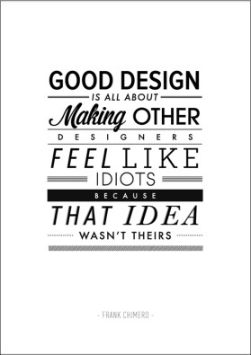 Typography Posters of Inspirational Quotes by Ben Fearnley   Yellowtrace.