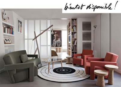 Apartment T in Paris by Element-s | Yellowtrace.