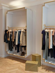 Maje store in Paris by Element-s | Yellowtrace.