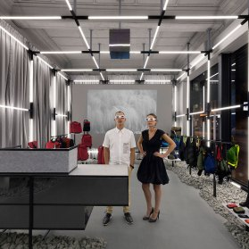 Crumpler Prahran, Australia by Russell & George | Yellowtrace.