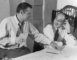 "Herman Miller Presents ""George Nelson: Architect, Designer, Writer, Teacher"" 