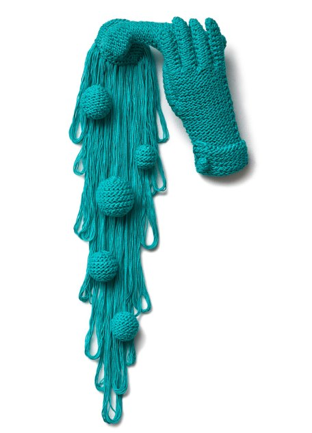 Extreme Knitting by Danish Textile Designer Isabel Berglund   Yellowtrace.