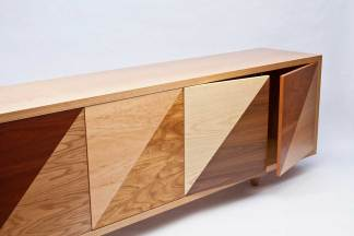 Joe Sideboard by Nicholas Gurney | Yellowtrace.