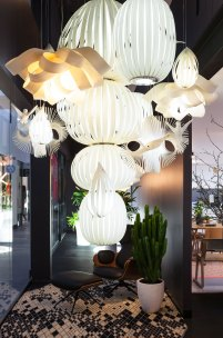 KE-ZU Showroom Installation by Yellowtrace for Sydney Indesign 2013