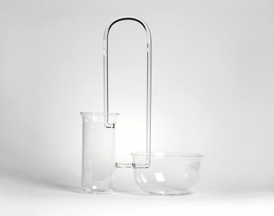 'Drawing Glass' collection by Fabrica | Yellowtrace.