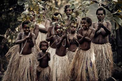Many Vanuatu, Vanuatu. Photo by Jimmy Nelson | Yellowtrace
