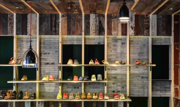 Neri & Hu Design Camper Flagship Showroom Shanghai | Yellowtrace