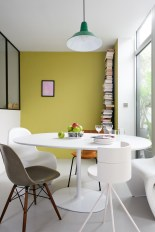 Colourful French Apartment of Designer Caroline Gomez | Yellowtrace