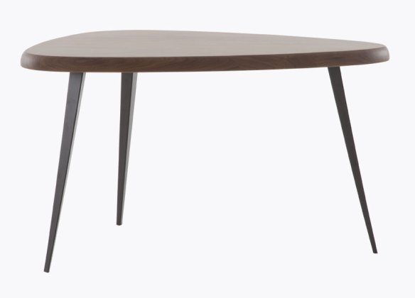 Charlotte Perriand wooden prototype re-edition by Cassina | Yellowtrace