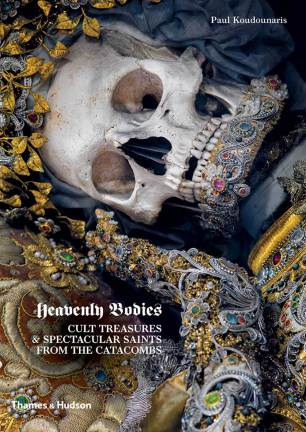 Heavenly Bodies: Spectacular Catacombs Saints Photographed by Paul Koudounaris | Yellowtrace