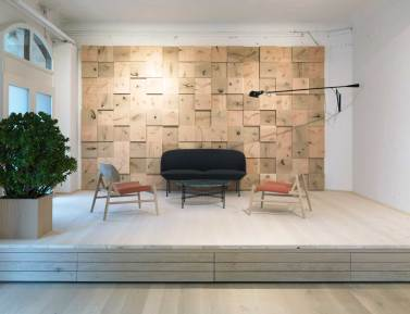 Dinesen Showroom Copenhagen | Yellowtrace
