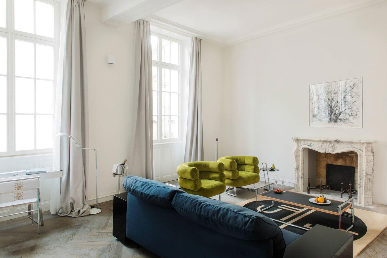Hotel de tourrel in st remy de provence france for Hotel design centre france