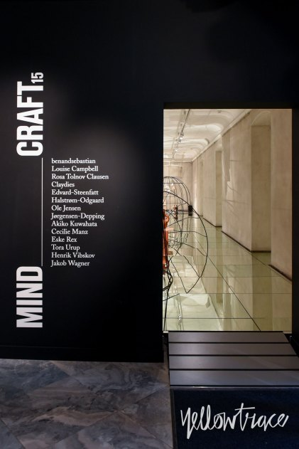 GamFratesi MINDCRAFT15 Exhibition at Danish Design Museum Copenhagen, Photo ©Nick Hughes | Yellowtrace