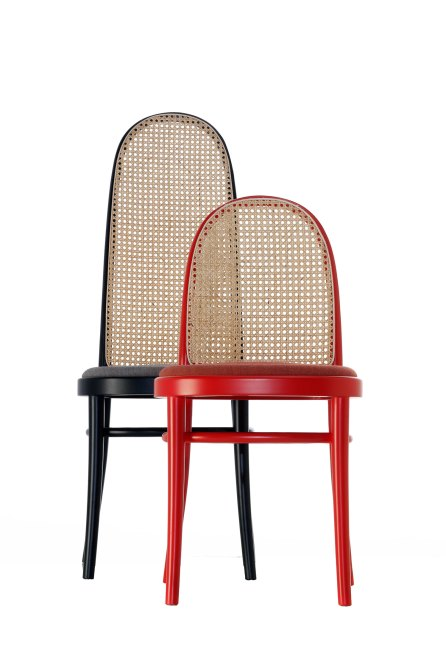 Gebruder Thonet MORRIS chairs by GamFratesi - Best of Salone Del Mobile 2015 | Yellowtrace