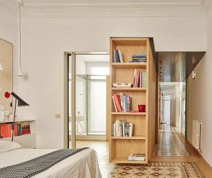 House AB. in Barcelona by built architecture | Yellowtrace