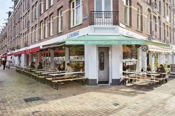 Bar Basquiat Studio Modijefsky Amsterdam | Yellowtrace